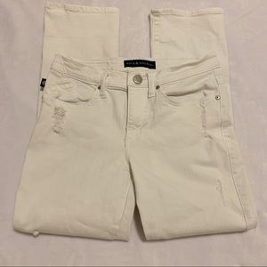 Rock & Republic   White Kendall Jeans   Size 6